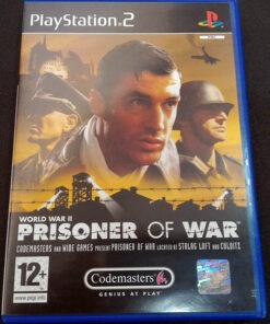 Prisoner of War PS2