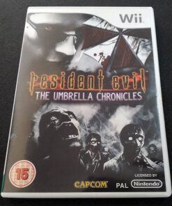Resident Evil: The Umbrella Chronicles WII