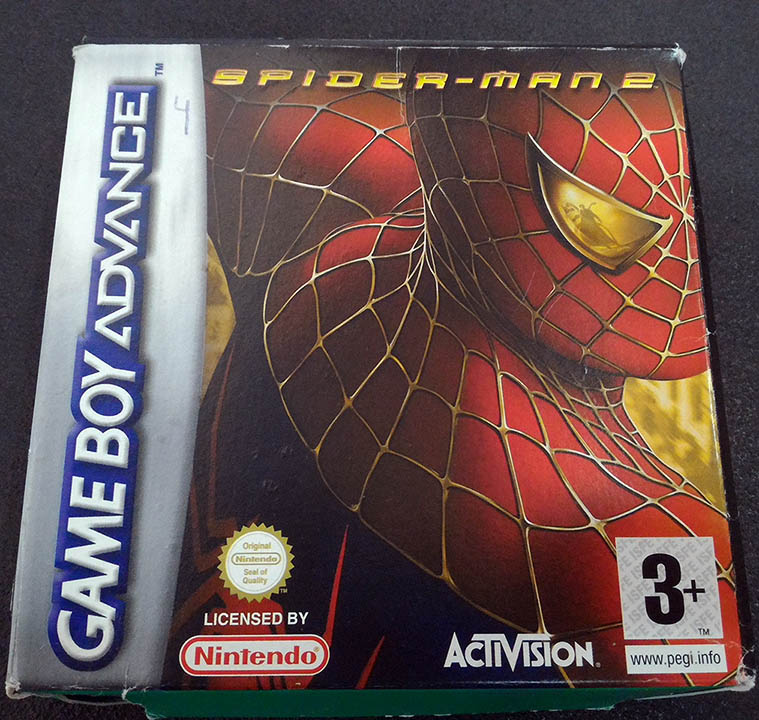 Spiderman 2 game boy sp tetris 2 game boy color rom
