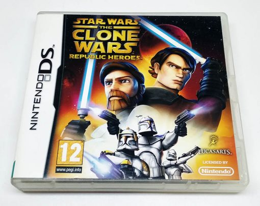 Star Wars: The Clone Wars - Republic Heroes NDS
