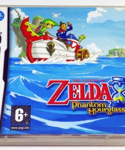 The Legend of Zelda: Phantom Hourglass NDS