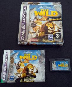 The Wild GAME BOY ADVANCE