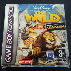 The Wild GAME BOY ADVANCE