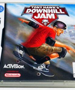 Tony Hawk's Downhill Jam NDS