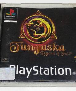 Tunguska: Legend of Faith PS1