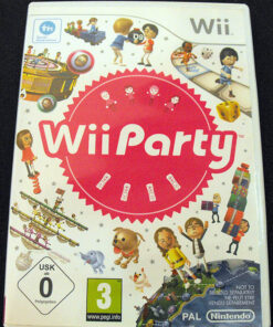 Wii Party WII