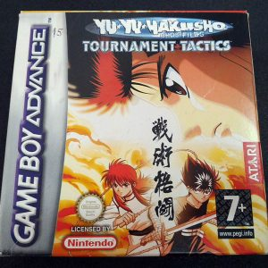 Yu Yu Hakusho: Tournament Tactics GAME BOY ADVANCE