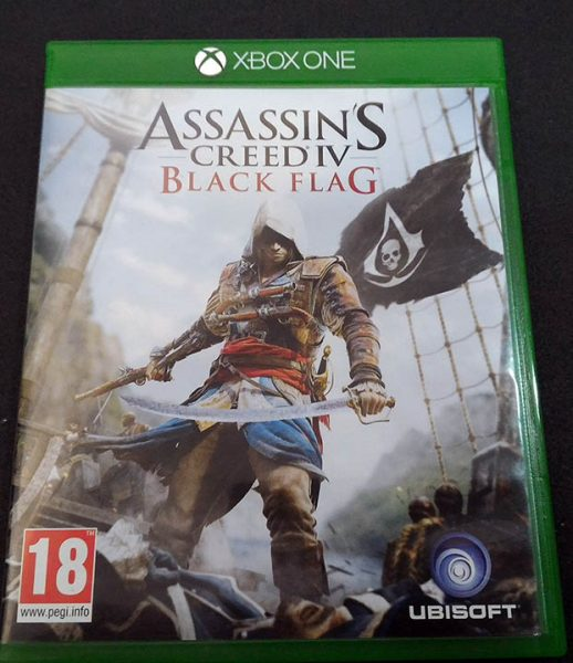Assassin's Creed IV: Black Flag XONE