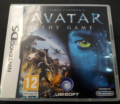 James Cameron's Avatar NDS