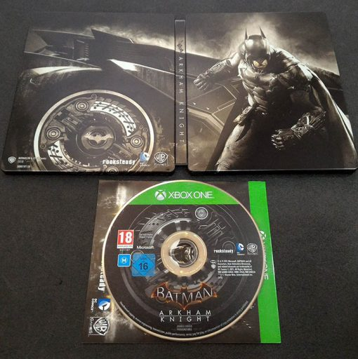 Batman Arkham Knight - Special Edition XONE