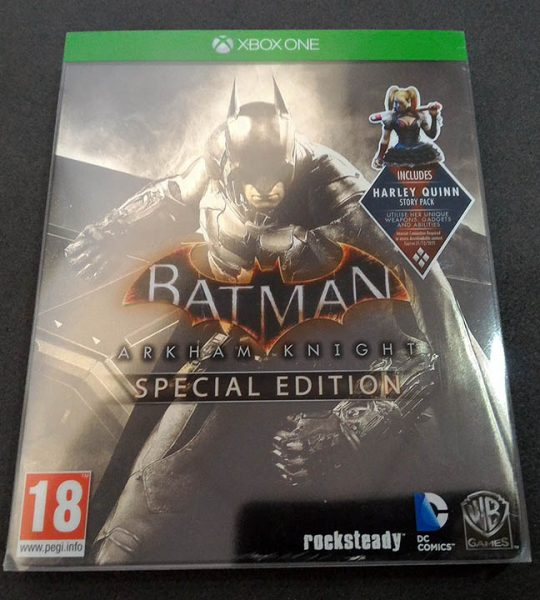 Batman Arkham Knight - Special Edition XONE