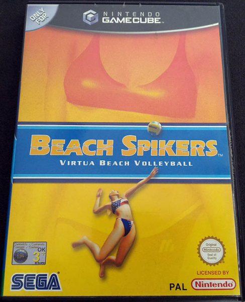 Beach Spikers: Virtua Beach Volleyball GAMECUBE