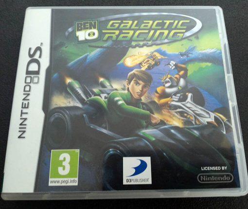 Ben 10 Galactic Racing NDS