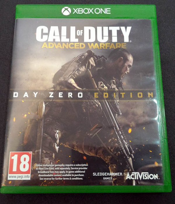 Call of Duty: Advanced Warfare XONE