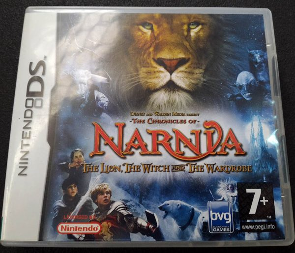 The Chronicles of Narnia: The Lion, The Witch, and The Wardrobe NDS