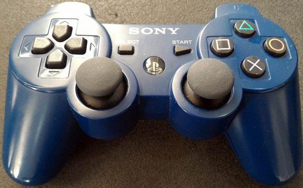 Acessório Usado Comando DualShock 3 Azul