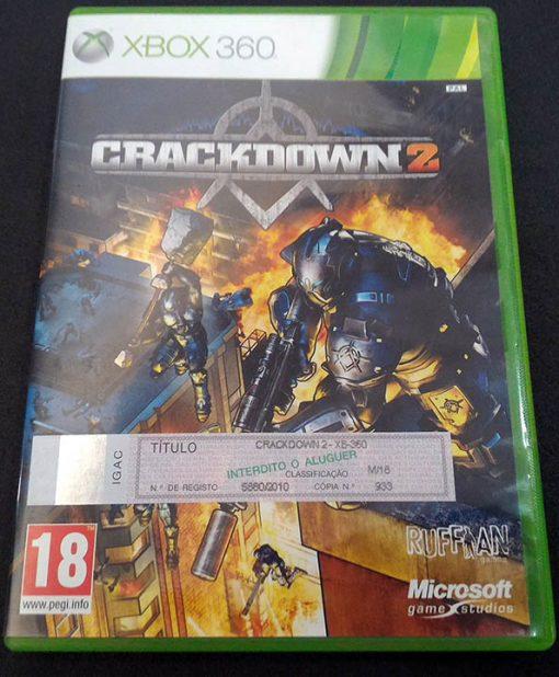 Crackdown 2 X360