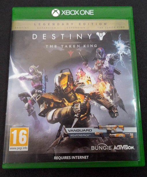 Destiny TK XONE