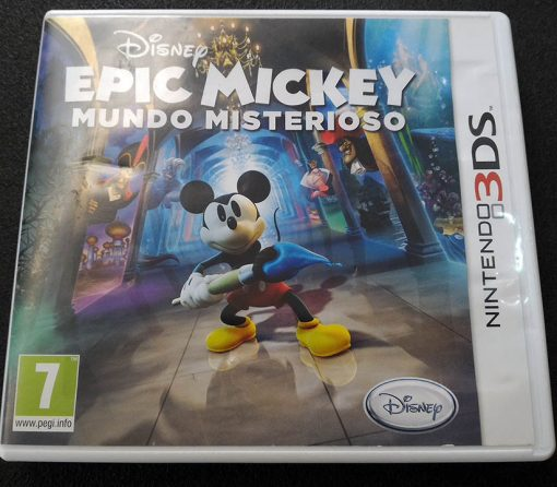 Epic Mickey: The Power of Illusion 3DS