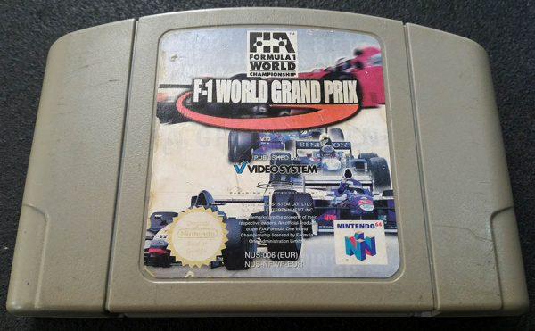 F1 World Grand Prix N64