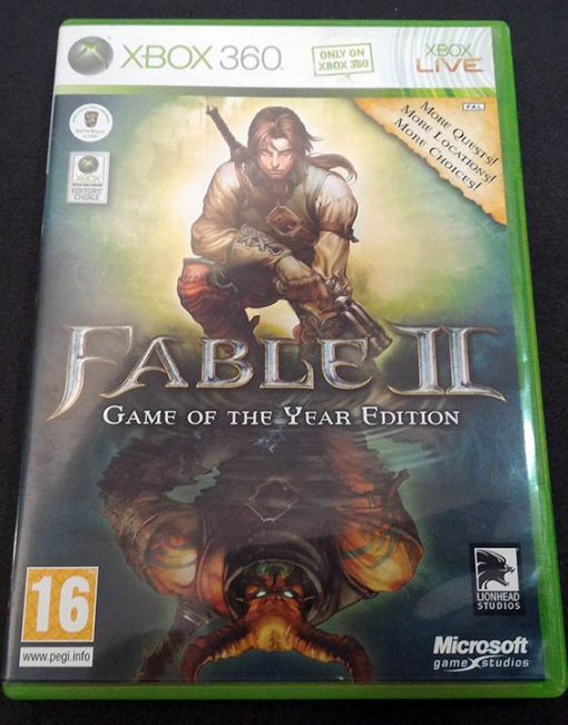 Fable II - Game of the Year Edition X360