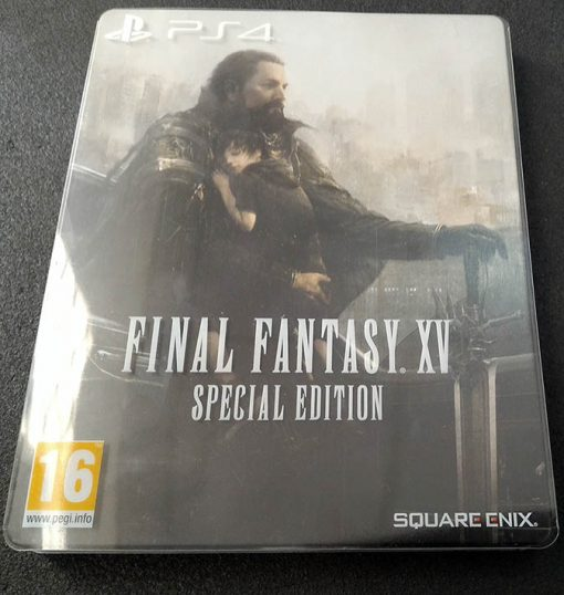 Final Fantasy XV - Special Edition PS4