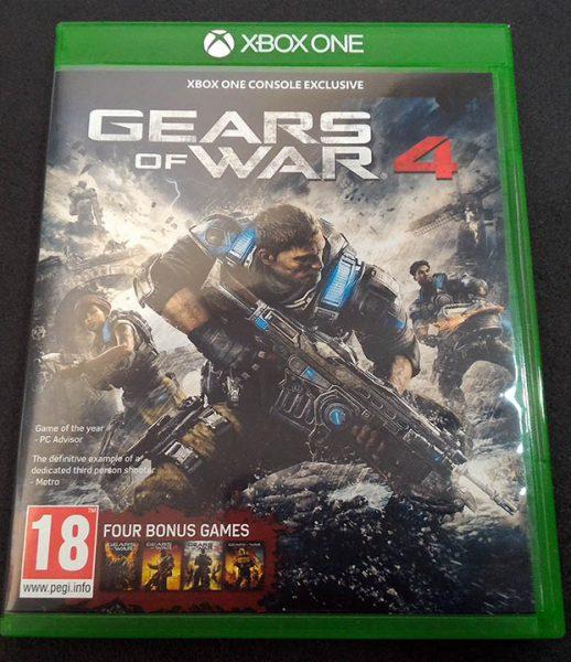 Gears of War 4 XONE