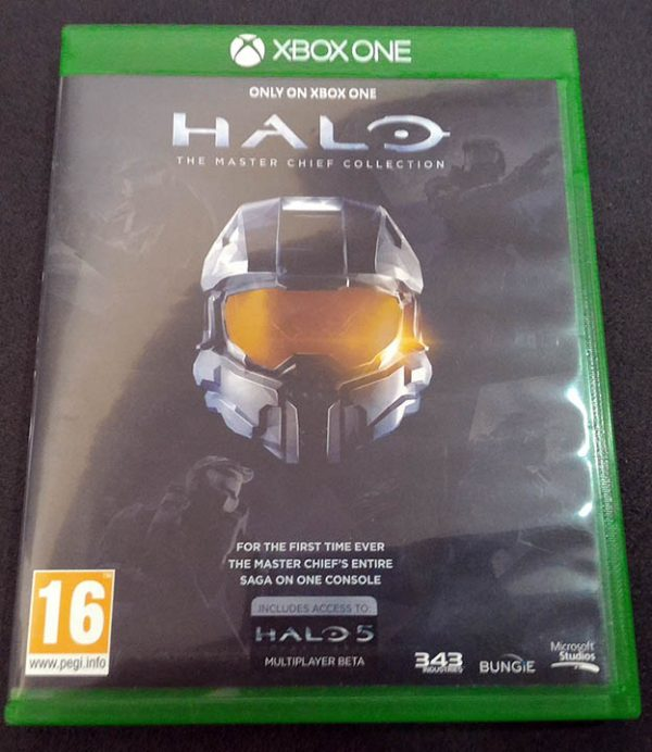 Halo: The Master Chief Collection XONE