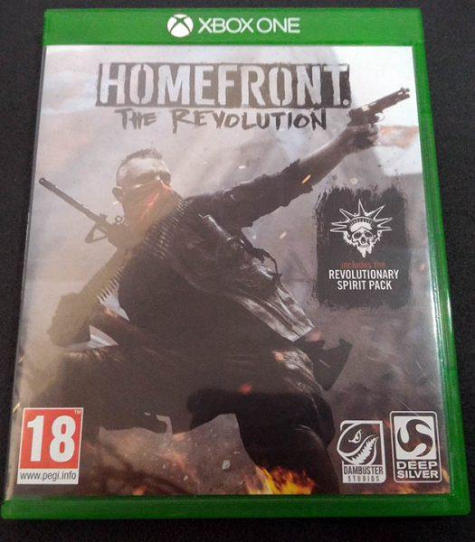 Homefront: The Revolution XONE