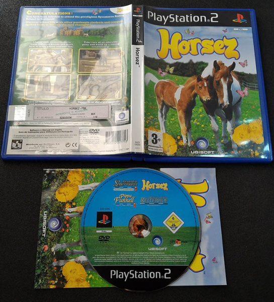 Horsez PS2