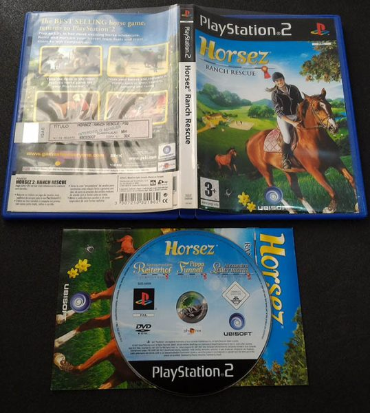 Horsez: Ranch Rescue PS2