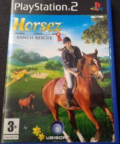 Horsez: Ranch Rescue PS2