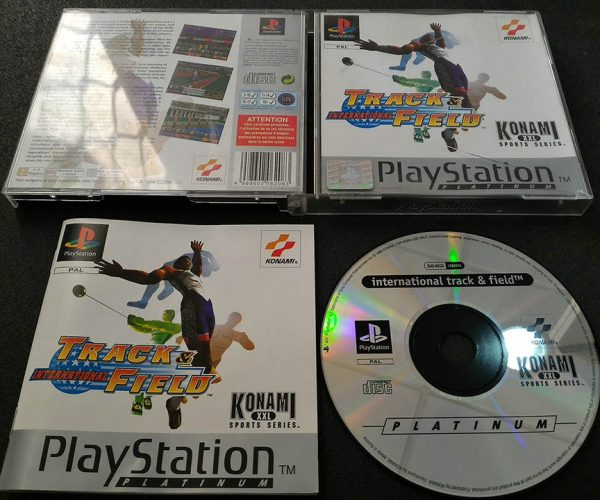 International Track & Field PS1