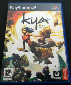 Kya: Dark Lineage PS2