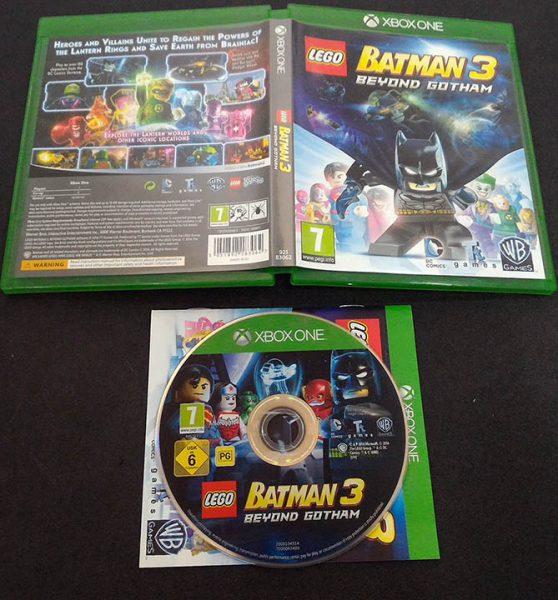 Lego Batman 3: Beyond Gotham XONE