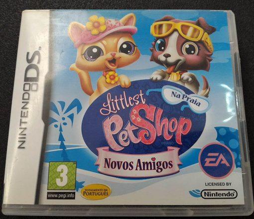 Littlest Pet Shop: Novos Amigos - Na Praia NDS