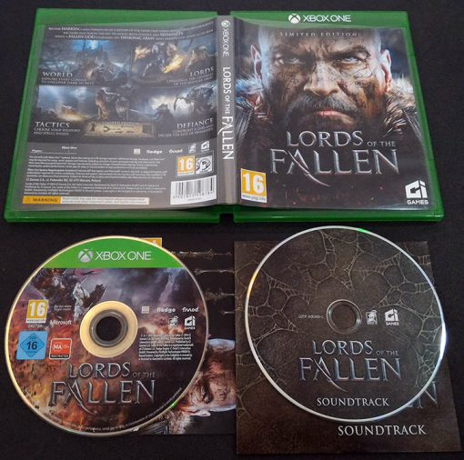 Lords of the Fallen XONE