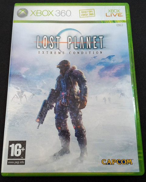 Lost Planet: Extreme Condition X360