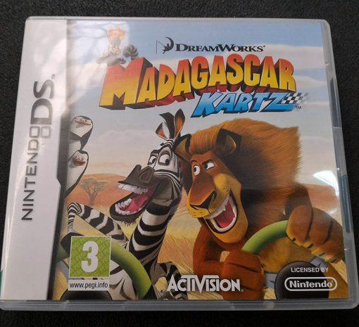Madagascar Kartz NDS