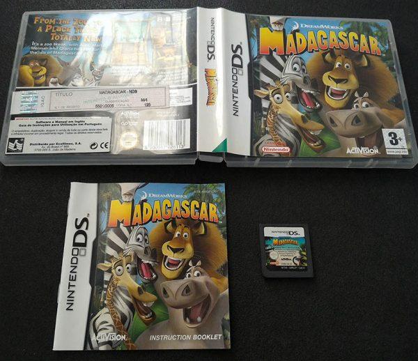 Madagascar NDS