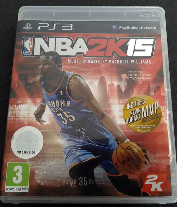 NBA 2K15 PS3