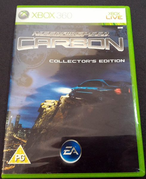 Need for Speed: Carbon - Collector's Edition X360