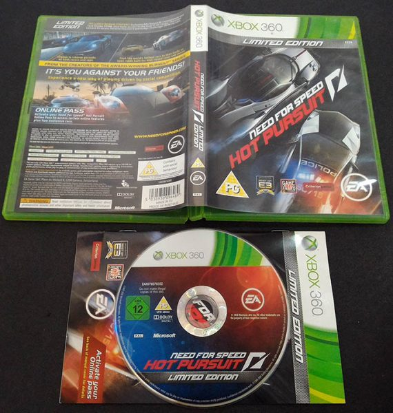 Need for Speed: Hot Pursuit X360