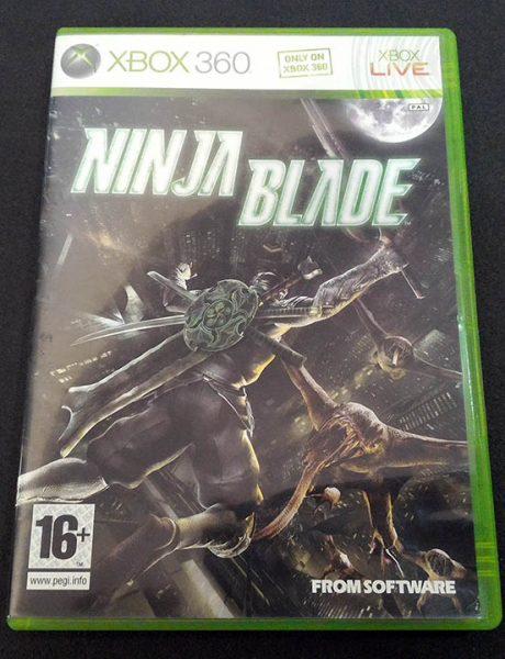 Ninja Blade X360