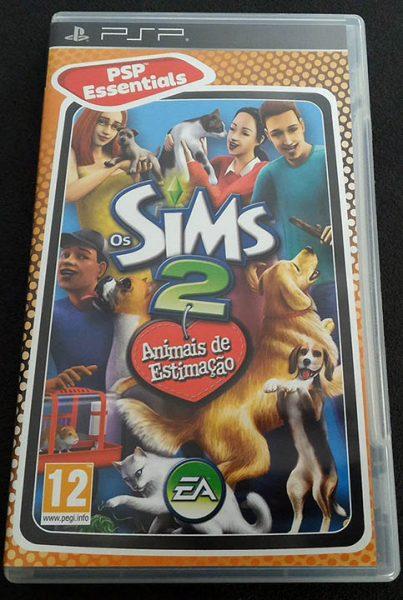 Os Sims 2: Animais de Estimação PSP