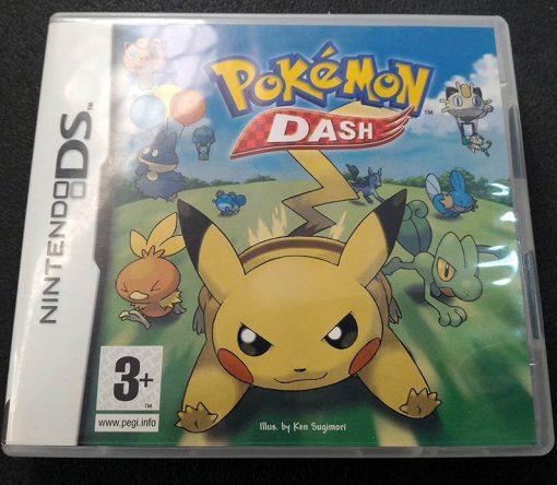 Pokémon Dash NDS
