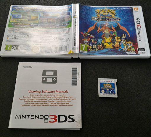 Pokémon: Mundo Mega Misterioso 3DS