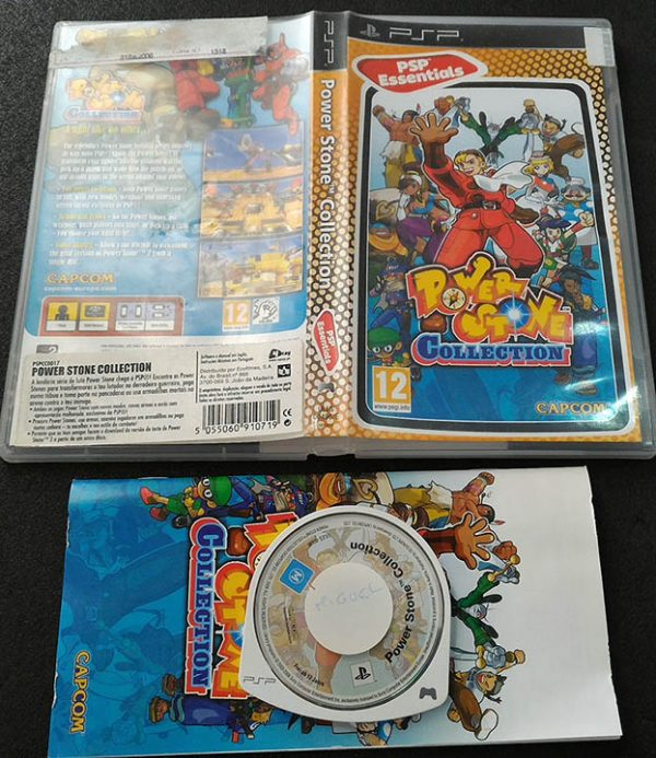 Power Stone Collection PSP