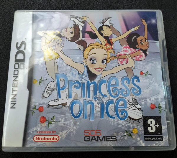 Princess on Ice NDS