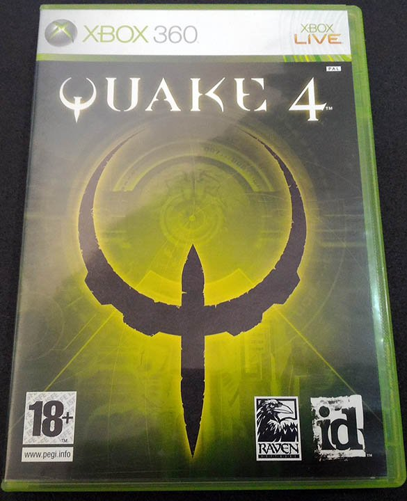 Quake 4 X360